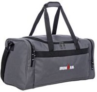 "Ironman 24"" Gym Duffle Bag Grey"