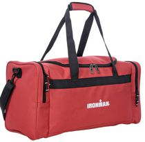 IRONMAN Gym Duffle Bag Red