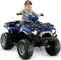 Fisher-Price Power Wheels – Kawasaki Brute Force