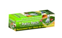 Gazon de remplacement Potty Patch