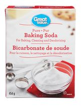 Great Value Pure Baking Soda