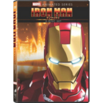 Marvel: Ironman - The Complete Series