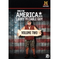 Only in America with Larry the Cable Guy (English)