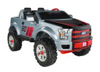 Jouet véhicule Ford F150 Extreme Sport Power Wheels de Fisher-Price