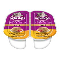 Whiskas Perfect Portions  Cat Food Chicken & Tuna