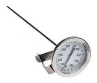 "Camp Chef 12"" Dial Thermometer"
