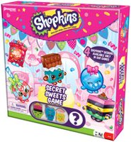 Shopkins Secret Treats Game