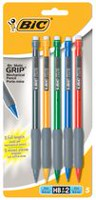 BIC® Grip Mechanical Pencil, 0.5mm 5 Pack