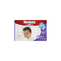 Couches Little Movers de HuggiesMD Taille 3
