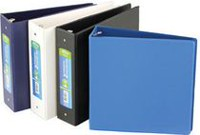 Hilroy Plus Binder - 3 in - Assorted Colours