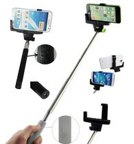Nupower Monopod Selfie Stick - Black