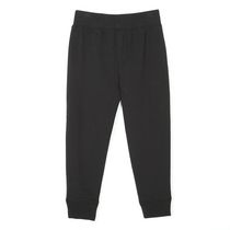 George baby Boys' Cotton Jogger Black 18-24 months