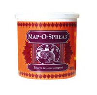 Map-O-Spread Sweet Spread