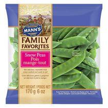 Mann's Family Favourites Snow Peas
