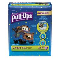 Pull-Ups® Training Pants, Night*Time 3T-4T Boys