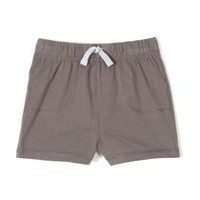 George baby Boys' Jersey Shorts Dark Grey 6-12 months
