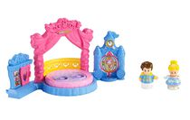 Fisher-Price Little People Disney Princess Cinderella's Ball Playset