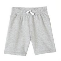 George baby Boys' French Terry Shorts Grey 3-6 months