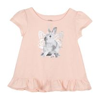 George Baby Girls' Ruffled Tunic 2T