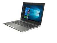 "Toshiba PT263C-0RK05J 13.3"" Laptop with Intel Core i5 6200U 2.6 GHz Processor - Canadian English/French"