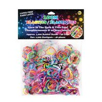 Loom Elastics - Specialty Colors