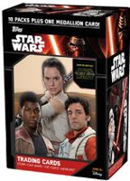 Star Wars The Force Awakens Series 1 Trading Cards Value Box - English