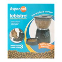 Aspen Lebistro Programmable Dog Food Dispenser