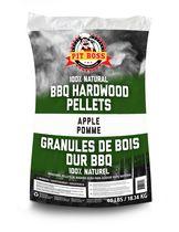 Granules de bois dur naturel barbecue Pit Boss Pommes