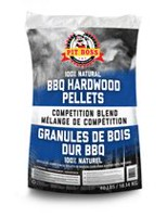 Pit Boss Competition Blend Natural BBQ Hardwood Pellets