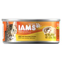 Iams® ProActive Health™ Adult Premium Pate with Gourmet Chicken 156g