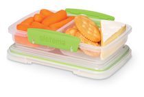 Sistema Small Split Storage Container, Colours May Vary
