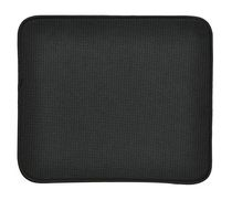Schroeder & Tremayne Dish Drying Mat, Small - Black
