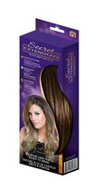 Secret Extensions® Headband Hair Extensions Brown
