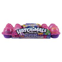Hatchimals CollEGGtibles, Cosmic Candy Limited Edition Secret Snacks 12-Pack Egg Carton, for Kids Aged 5 and up - image 2 of 7