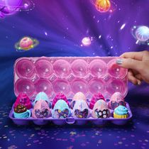 Hatchimals CollEGGtibles, Cosmic Candy Limited Edition Secret Snacks 12-Pack Egg Carton, for Kids Aged 5 and up - image 3 of 7