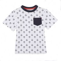 George Toddler Boys' Pocket Tee 2T