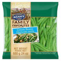 Beans, Green, Mann's