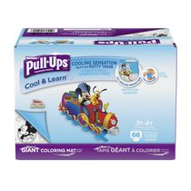 Pull-Ups Cool and Learn Training Pants Giga Pack 3T-4T Boys