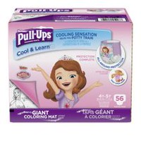 Pull-Ups Cool and Learn Training Pants Giga Pack 4T-5T Girls