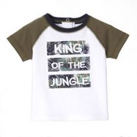 George Toddler Boys' Graphic Tee 5T