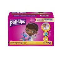 Pull-Ups Learning Designs Training Pants - Giant Pack 3T-4T Girls