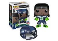 Funko POP NFL Wave 1 Richard Sherman Action Figure