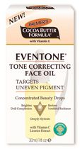 Palmer's® Cocoa Butter Formula® Eventone® Tone Correcting Face Oil, 30 mL
