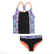 George Girls' 2-Piece Swimsuit L