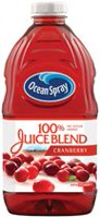 Ocean Spray Cranberry 100% Juice Blend