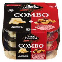 Black Diamond Combos Old White Cheddar Snacks