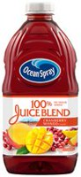 Ocean Spray 100% Cranberry Mango Flavour Juice Blend