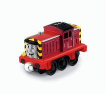 Fisher-Price Thomas the Train: Take-n-Play Talking Salty - English Edition