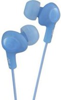 JVC Gumy Plus Earbud Headphones Blue