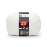 Red Heart Comfort Yarn Basic Shades White